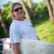 Dana's Four Surfers