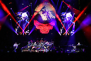 Photos of Dead & Company featuring Grateful Dead members Mickey Hart, Bill Kreutzmann and Bob Weir with John Mayer performing live at Madison Square Garden in New York City on October 31, 2015. © Matthew Eisman/ Rolling Stone. All Rights Reserved