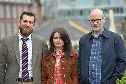 2016 Edinburgh International Film Festival, (left to Right) Stewart Henderson (Chemical Underground/The Delgados), Emma Pollock (the Delgados), Paul Savage (the Delgados), during the WORLD PREMIERE (DOCUMENTARY) LOST IN FRANCE, The Apex Hotel Grassmarket, Edinburgh16th June 2016, (c) Brian Anderson | Edinburgh Elite media<br /> <br /> Niall McCann (Director) <br /> Alex Kapranos (Musician)<br /> Emma Pollock (Musician)<br /> Paul Savage (Musician)<br /> Stewart Henderson (Musician)<br /> David Sosson (Musician)