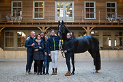 Marieke van der Putten - Her Majesty RS2<br /> Guided Tour RS2 Dressage Stables<br /> © DigiShots