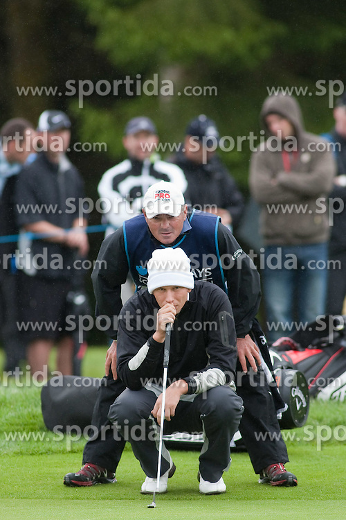 11.07.2010, Golf Club, Loch Lomond, SCO, PGA European Tour, The Barclays Scottish Open, im Bild Marcel Siem (GER), EXPA Pictures © 2010, PhotoCredit: EXPA/ M. Gunn / SPORTIDA PHOTO AGENCY