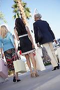 Women on Shopping Trip