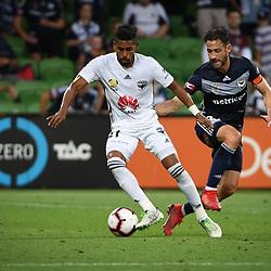 Melbourne Victory v Wellington Phoenix, Hyundai ALeague, 28 December 2018