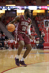 08 February 2018:  Sean Lloyd Jr. during a College mens basketball game between the Southern Illinois Salukis and Illinois State Redbirds in Redbird Arena, Normal IL