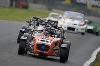 #621 Drew Myerscough Caterham C400 2000 during the CSCC Meteor Suspension Open Series at Oulton Park, Little Budworth, Cheshire, United Kingdom. October 15 2016. World Copyright Peter Taylor/PSP. <br /> Copy of publication required for printed pictures.  Every used picture is fee-liable. http://archive.petertaylor-photographic.co.uk