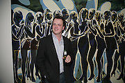 TIM STONER, private view  of new exhibition by Tim Stoner , Alison Jacques Gallery in new premises in Berners St., London, W1 ,Afterwards across the rd. at the Sanderson Hotel. 3 May 2007. DO NOT ARCHIVE-© Copyright Photograph by Dafydd Jones. 248 Clapham Rd. London SW9 0PZ. Tel 0207 820 0771. www.dafjones.com.