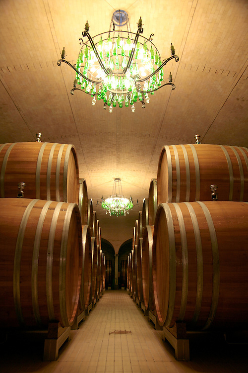 Castello Banfi winery, Montalcino, Italy, Frommer's Italy Day By Day