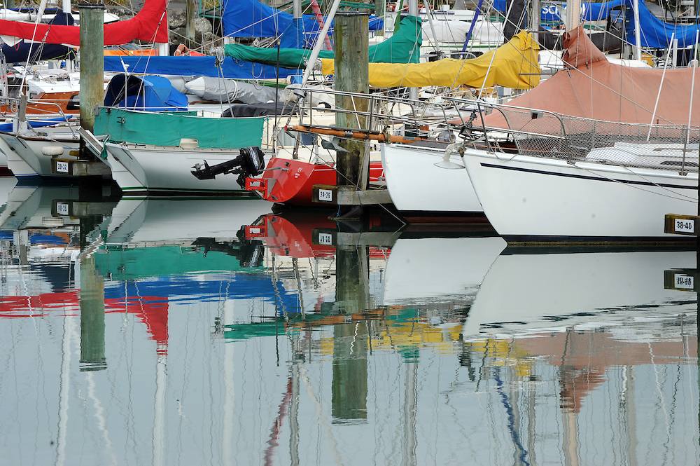 Boating marina, Nelson, New Zealand, Saturday, November 07, 2015. Credit:SNPA / Ross Setford