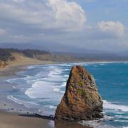 Cape Blanco Pinnacle Rock- Oregon Coast