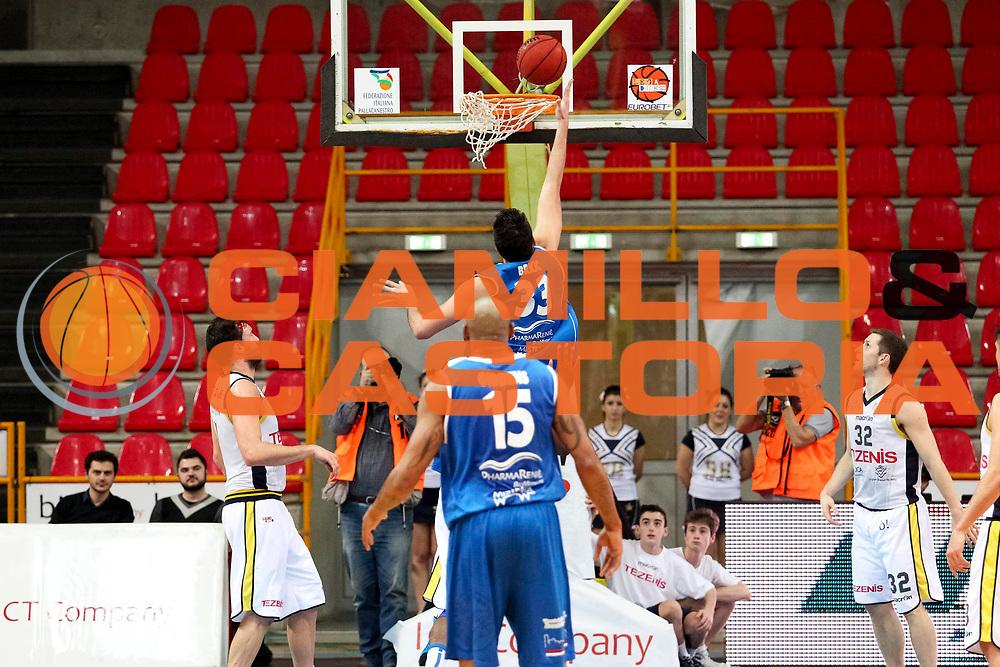 DESCRIZIONE : Verona Campionato Lega A2 2012-2013 Tezenis Verona Centrale del Latte Brescia<br /> GIOCATORE : David Brkic<br /> CATEGORIA : controcampo tiro<br /> SQUADRA :Centrale del Latte Brescia<br /> EVENTO : Campionato Lega A2 2012-2013<br /> GARA : Tezenis Verona Centrale del Latte Brescia<br /> DATA : 08/03/2013<br /> SPORT : Pallacanestro <br /> AUTORE : Agenzia Ciamillo-Castoria/N. Dalla Mura<br /> Galleria : Lega Basket A2 2012-2013 <br /> Fotonotizia : Verona Campionato Lega A2 2012-2013 Tezenis Verona Centrale del latte Brescia
