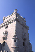 Tower of Belem, Lisbon, Portugal<br />