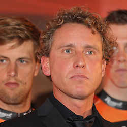 02-01-2015: Wielrennen: Presentatie Roompot Orange Cycling Team: Rotterdam<br /> Michael Boogerd