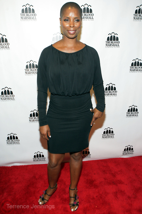 New York, NY-October 24- Producer/Director Sidra Smith at the Thurgood Marshall College Fund 24th Anniversary Awards Dinner held at Sheraton Hotel & Towers on October 24, 2011 in New York City. Photo Credit: Terrence Jennings
