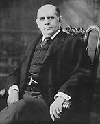 Mark Hanna (1837-1904) American businessman and politician.