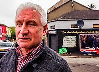 The people of Belfast