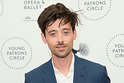 International Young Patrons Gala 2019 van het  Nationale Opera & Ballet in de Stopera, Amsterdam.<br /> <br /> Op de foto:  Willem Voogd