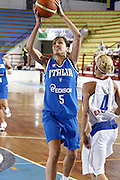 DESCRIZIONE : Porto San Giorgio Torneo Internazionale Basket Femminile Italia Serbia<br /> GIOCATORE : Mariachiara Franchini<br /> SQUADRA : Nazionale Italia Donne<br /> EVENTO : Porto San Giorgio Torneo Internazionale Basket Femminile<br /> GARA : Italia Serbia<br /> DATA : 29/05/2009 <br /> CATEGORIA : tiro<br /> SPORT : Pallacanestro <br /> AUTORE : Agenzia Ciamillo-Castoria/E.Castoria<br /> Galleria : Fip Nazionali 2009<br /> Fotonotizia : Porto San Giorgio Torneo Internazionale Basket Femminile Italia Serbia<br /> Predefinita :