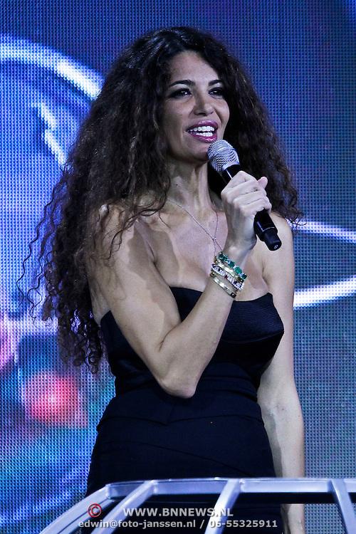 MON/Monte Carlo/20100512 - World Music Awards 2010, Afef Jnifen
