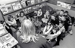 Primary school Nottingham UK 1995