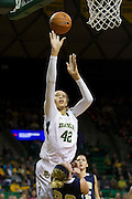 WACO, TX - DECEMBER 12:  Brittney Griner #42 of the Baylor University Bears shoots the ball against the Oral Roberts University Golden Eagles on November 13, 2012 at the Ferrell Center in Waco, Texas.  (Photo by Cooper Neill/Getty Images) *** Local Caption *** Brittney Griner