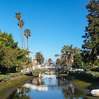 The Venice Canals, February 22, 2017.