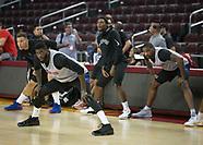 L.A. Clippers Fan Open Practice - 10 Oct 2017