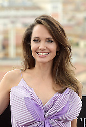 US actress Angelina Jolie attends a photocall for the European premiere of Disney's dark fantasy adventure film 'Maleficent : Mistress of Evil' on October 7, 2019 in Rome, Italy. Photo by ABACAPRESS.COM