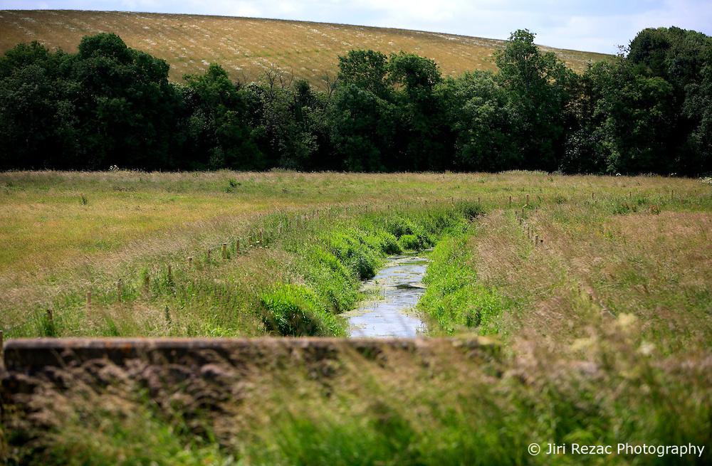UK ENGLAND WILTSHIRE 26JUN08 - The river Kennet near Avesbury in rural Wiltshire, western England...jre/Photo by Jiri Rezac / WWF UK..© Jiri Rezac 2008..Contact: +44 (0) 7050 110 417.Mobile:  +44 (0) 7801 337 683.Office:  +44 (0) 20 8968 9635..Email:   jiri@jirirezac.com.Web:     www.jirirezac.com..© All images Jiri Rezac 2008 - All rights reserved.
