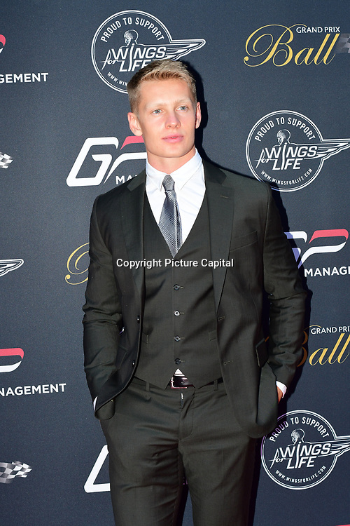 Charlie Frederick attends the 2018 Grand Prix Ball held at The Hurlingham Club on July 4, 2018 in London, England.