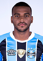 Brazilian Football League Serie A / <br /> ( Gremio Foot-Ball Porto Alegrense ) - <br /> Leonardo Gomes da Conceicao Silva