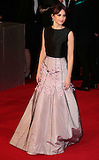 Feb 8, 2015 - EE British Academy Film Awards 2015 - Red Carpet Arrivals at Royal Opera House<br /> <br /> Pictured: Felicity Jones<br /> ©Exclusivepix Media