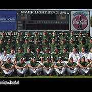 Hurricanes Baseball Team Photos