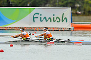 12 August - Rowing