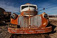 Route 66 California Desert
