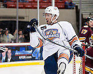 OKC Barons vs Chicago Wolves - 1/29/2011