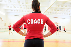 Coach/Entra&icirc;neur: Breanne Rich<br />