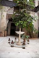 Morocco, marrakech, SAPHO ryad, in the medina, old city   Marrakech - Morocco   /  Ryad de SAPHO dans la Medina, dans la vielle ville