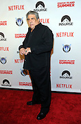 Actor Vincent Pastore poses on the red carpet at the premiere of the movie Staten Island Summer at Sunshine Cinema, Tuesday, July 21, 2015, in New York.  The new comedy debuts on Netflix on July 30, 2015 and is available for Digital download. (Photo by Diane Bondareff/Invision for Paramount Pictures/AP Images)