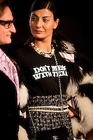 FDX_0202_FeatChanel--<br /> <br /> The Chanel show in Dallas, Texas, December 2013.