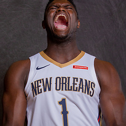 09-30-2019 New Orleans Pelicans Media Day