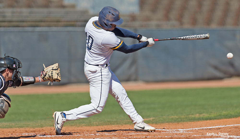 2017 A&T Baseball vs UMES (Game 3) \ www.ncataggies.com - Photo by: Kevin L. Dorsey