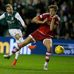 Hibs v Aberdeen | Scottish League Cup | 23 September 2015