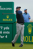 Golf - 2019 Senior Open Championship at Royal Lytham & St Annes - Fiinal Round <br /> Jerry Kelly (USA) hits his drive off the third tee.<br /> <br /> COLORSPORT/ALAN MARTIN