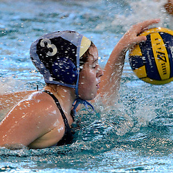 Episcopal Academy Water Polo star Maddie O'Reilly (3). (Times staff / TOM KELLY IV)