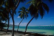 Bahai Honda State Park, Florida Keys, Florida