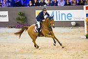Bertram Allen - EH Quick Nina<br /> Indoor Brabant 2017<br /> © DigiShots