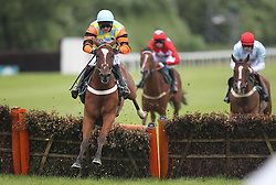 Barman ridden by Nico de Boinville wins the 2.30 The bet365 Novices' Hurdle Race - Mandatory by-line: Jack Phillips/JMP - 26/06/2016 - HORSE RACING - Uttoxeter Racecourse - Uttoxeter, England - John Smith's Summer Cup