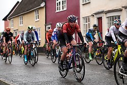 Lisa Klein (GER) during Stage 1 of 2019 OVO Women's Tour, a 157.6 km road race from Beccles to Stowmarket, United Kingdom on June 10, 2019. Photo by Sean Robinson/velofocus.com