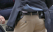 Kate Middleton Armed Guard At America Cup Races