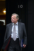 © Licensed to London News Pictures. 12/06/2012. Westminster, UK Lord Chancellor and Secretary of State for Justice Ken (Kenneth) Clarke. Politicians on Downing Street today 12 June 2012. Photo credit : Stephen Simpson/LNP